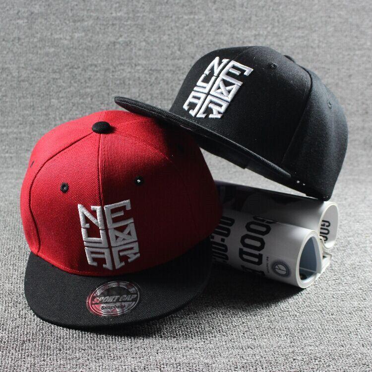 1ae4a4c07428f Click to Buy    2016 New Fashion Adjustable Children NJR Neymar Snapback  Hats Hip Hop Caps For Boys Girls Kids Basketball Baseball Cap Hat Bone   Affiliate