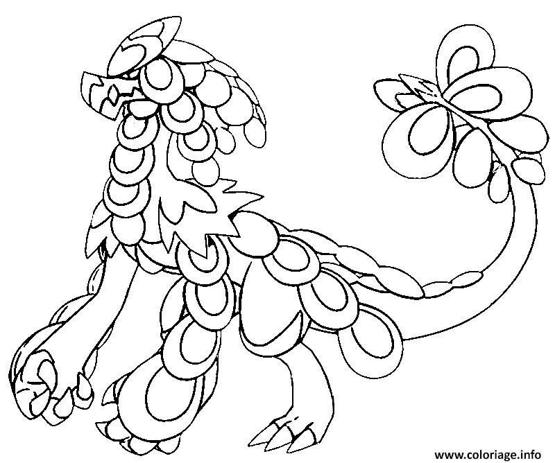 10 Extraordinaire Coloriage Pokemon Lune Pictures