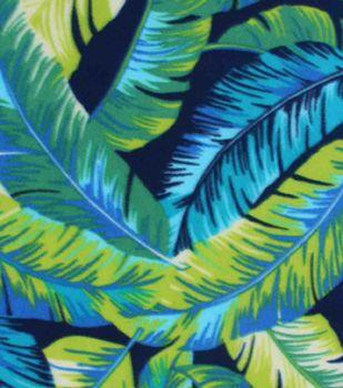 Blizzard Fleece Prints-Palm Fronds