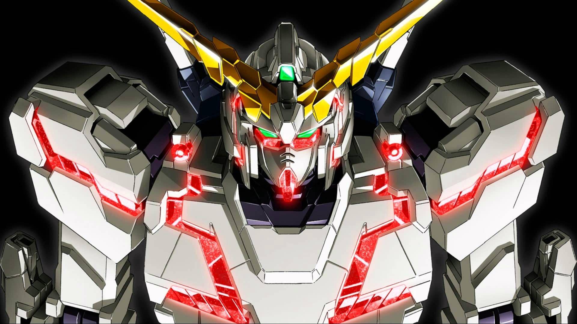haruhi Gundam, Unicorn gundam, Mobile suit