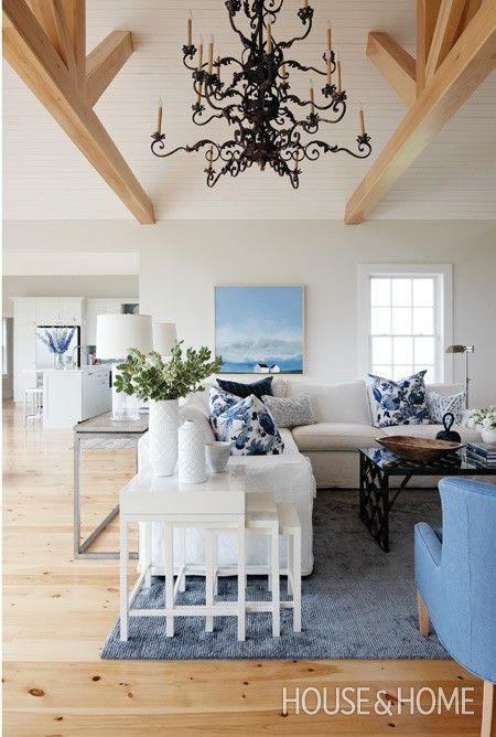 Photo Gallery Sarah Richardson Designs Coastal Living Rooms
