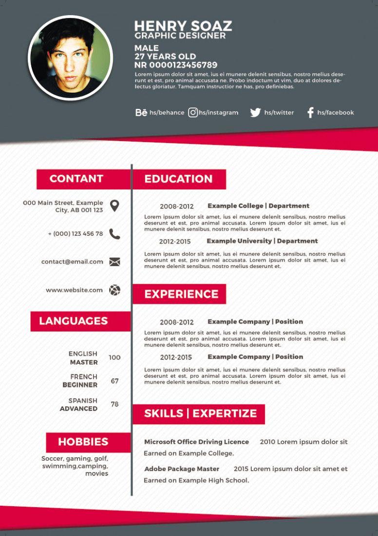 Membuat Resume Cv Online