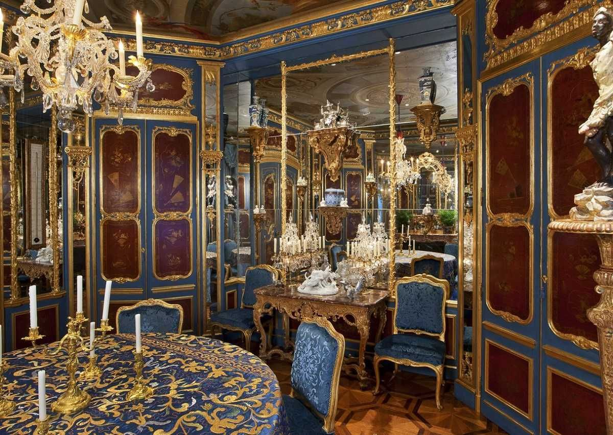 Chinoiserie Allure of the Exotic Orient Chinoiserie and Interiors
