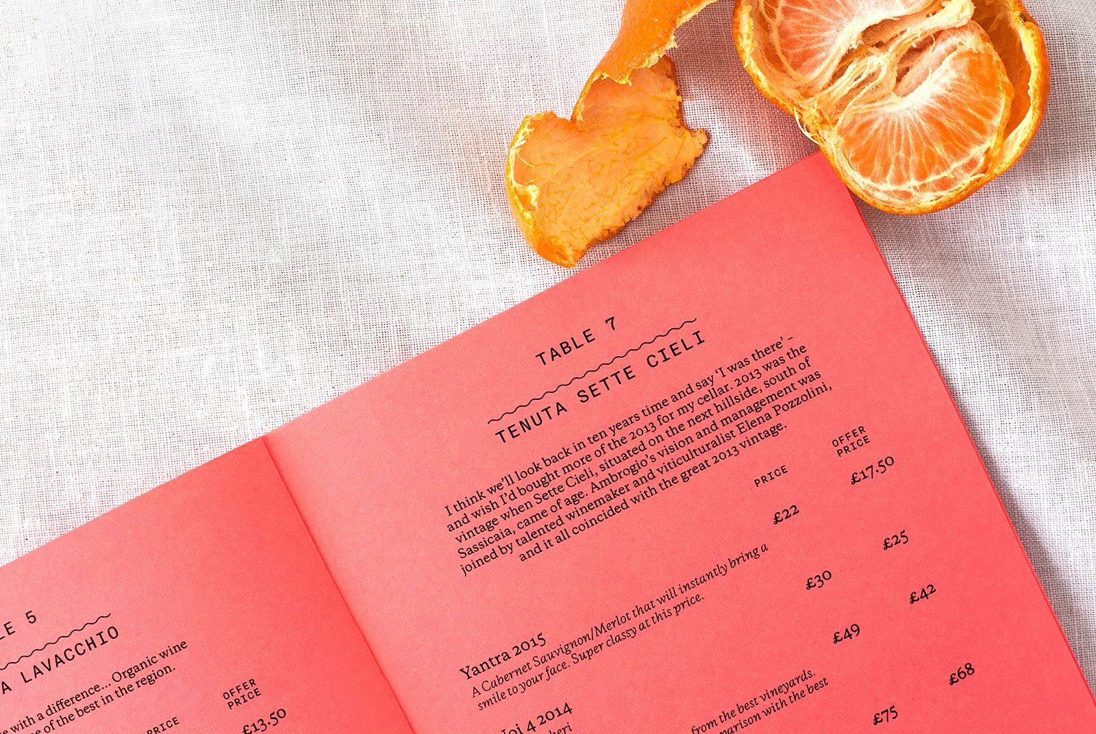 Mother Design Swig Design Wines Travel Journal