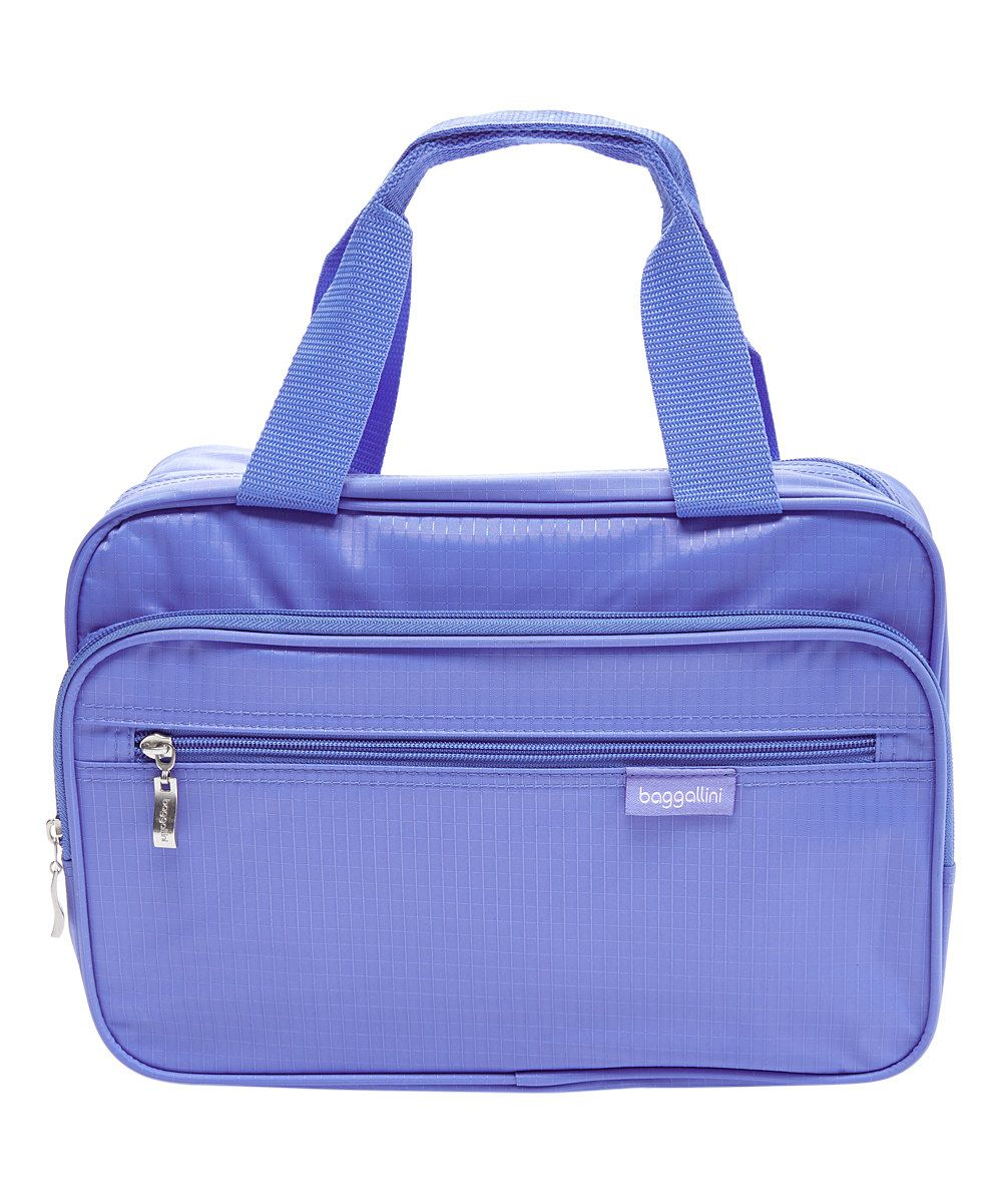 baggallini Periwinkle Complete Cosmetic Bag zulily (With
