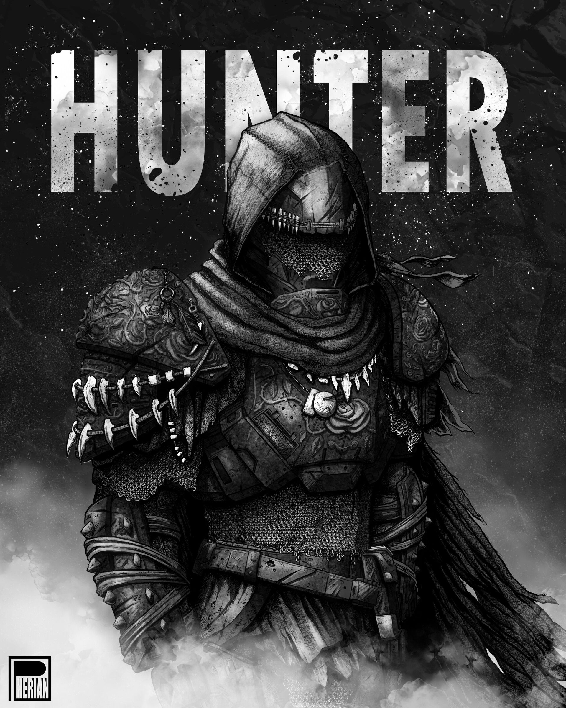 """Hunter Class Poster"" submitted by Pherian > Community"