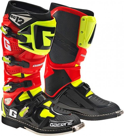 Available @ www.themotosite.com http://www.themotosite.com/SG-12-Limited-Edition-Motocross-Boots-p/f220056a73eab1ac9aaf4802287c02.htm