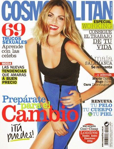 Amaia Salamanca (2013.09.) #AmaiaSalamanca