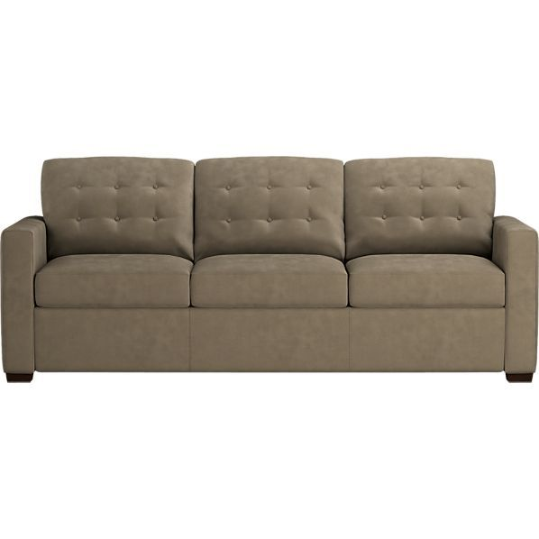 Great Reviews On The Sleeper Eh Sofa Allerton King In Sofas Crate And Barrel