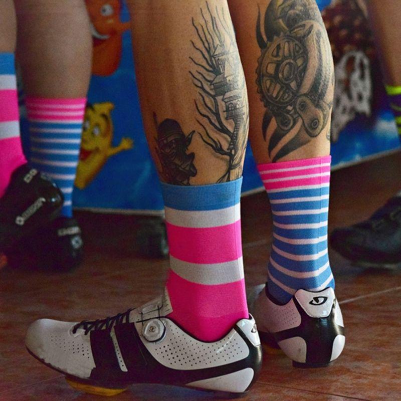 2019 New High Quality Professional Men Cycling Socks Women