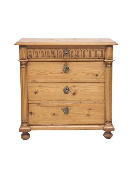 19th Century Swedish Chest Of Drawers In Pine Antique Pine Furniture Vintage Furniture For Sale Pine Wood Furniture