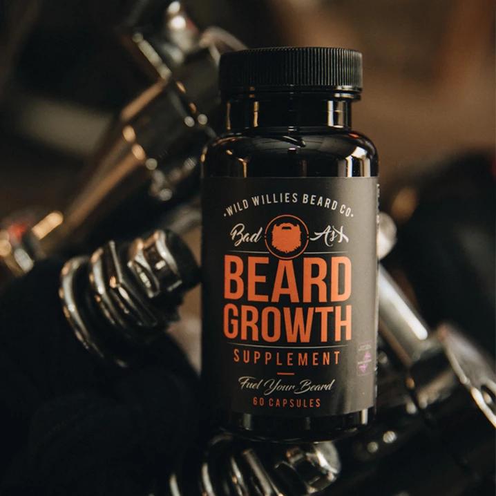 Premium Beard Care Products   Fuel Your Beard   Wild ...