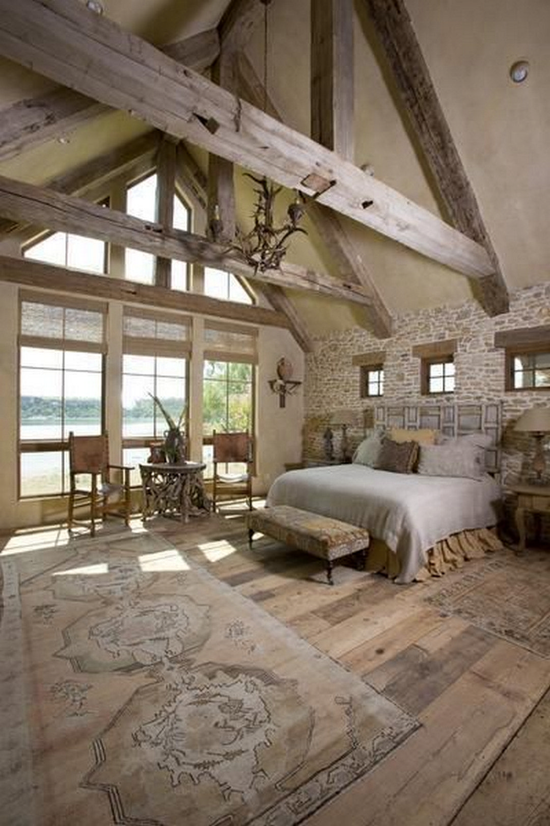 Awesome Barn Style Interior Design Idea (33) | Barn, Interiors and ...