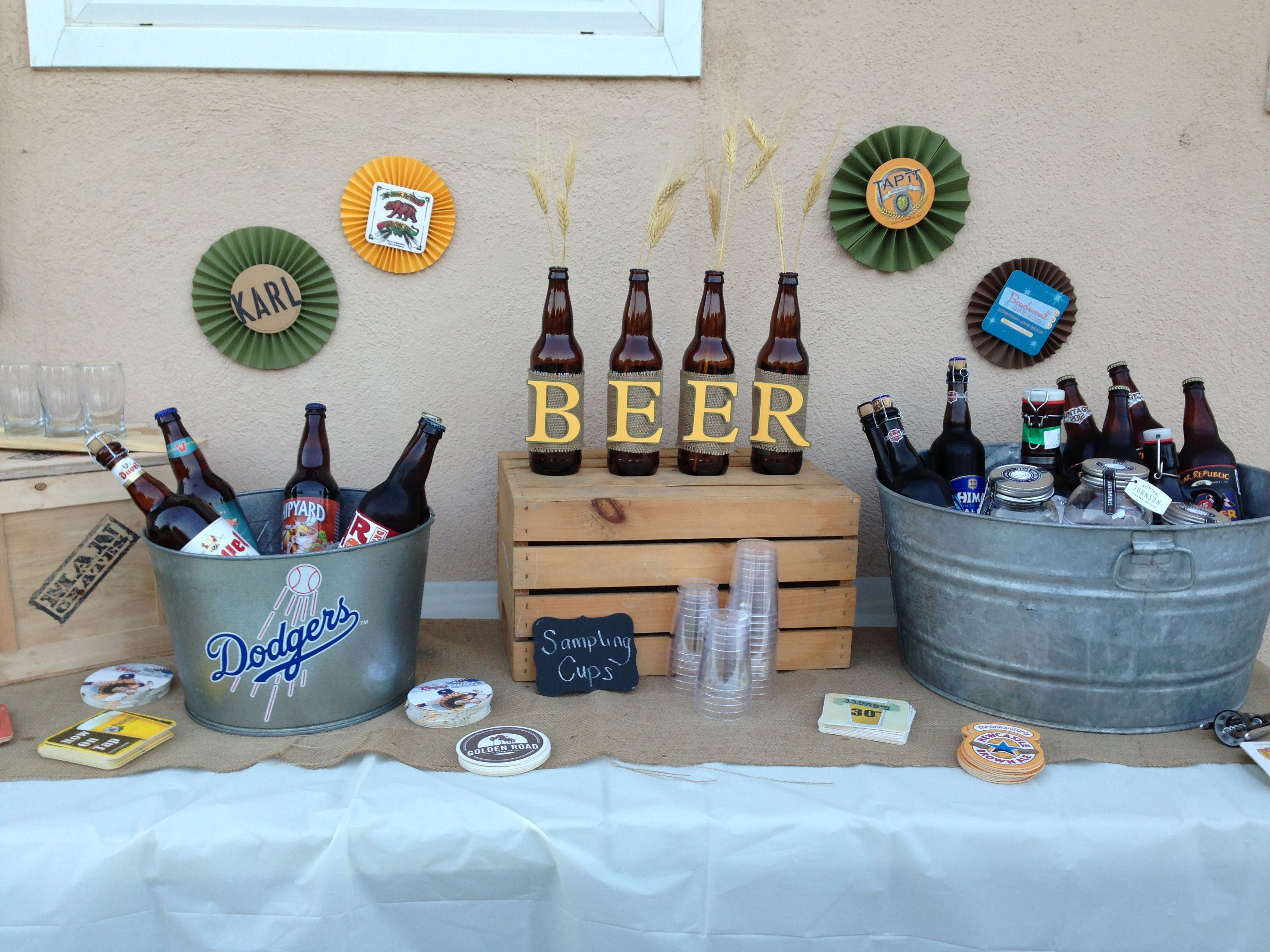 Best 20+ Beer party decorations ideas on Pinterest | Beer party ...