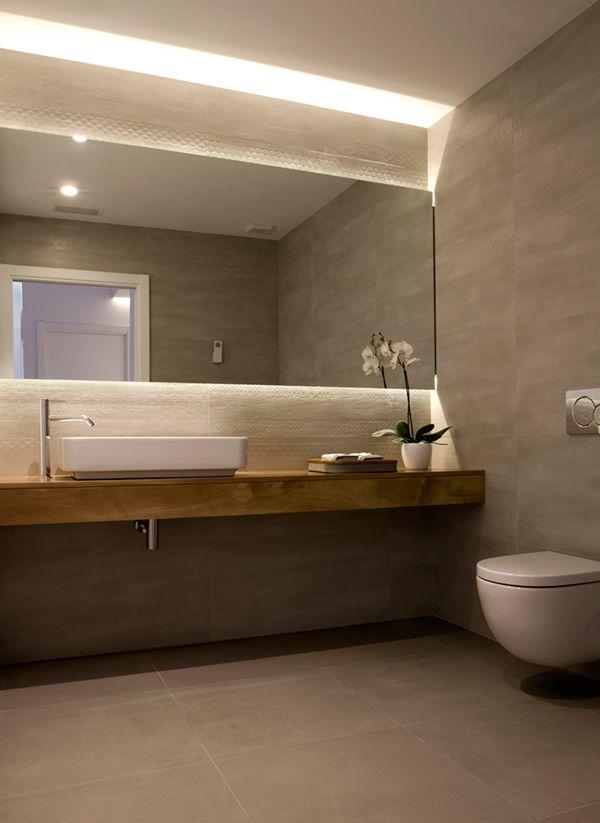 Oliver cl nica interiorismo on behance banheiros ba os ba os modernos e cuarto de ba o - Interiorismo banos modernos ...