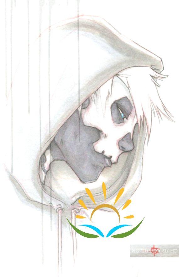 Hobo Heart Creepypasta Poster Print
