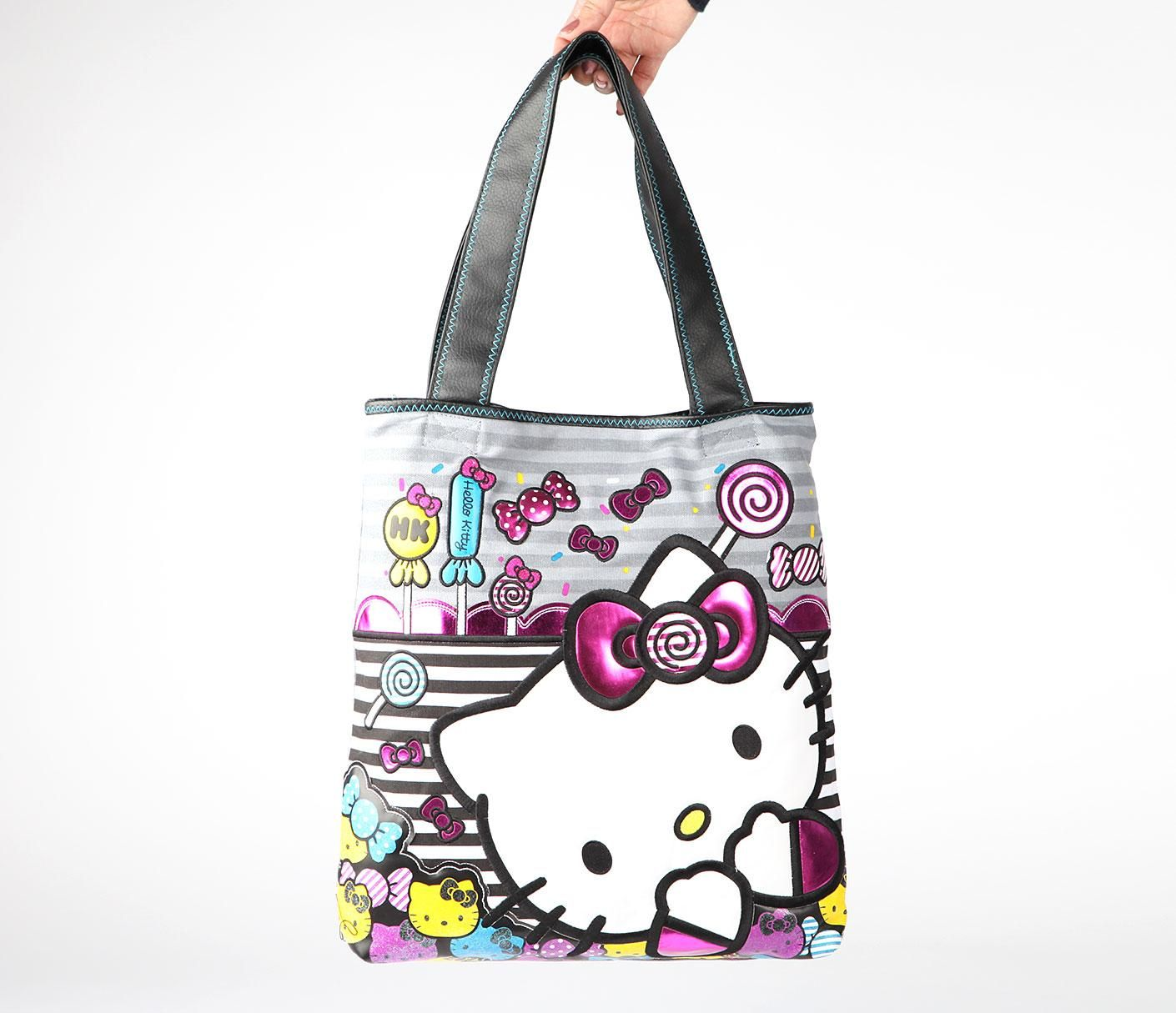 2a4574c1cc Hello Kitty Tote Bag  Lolli by Loungefly