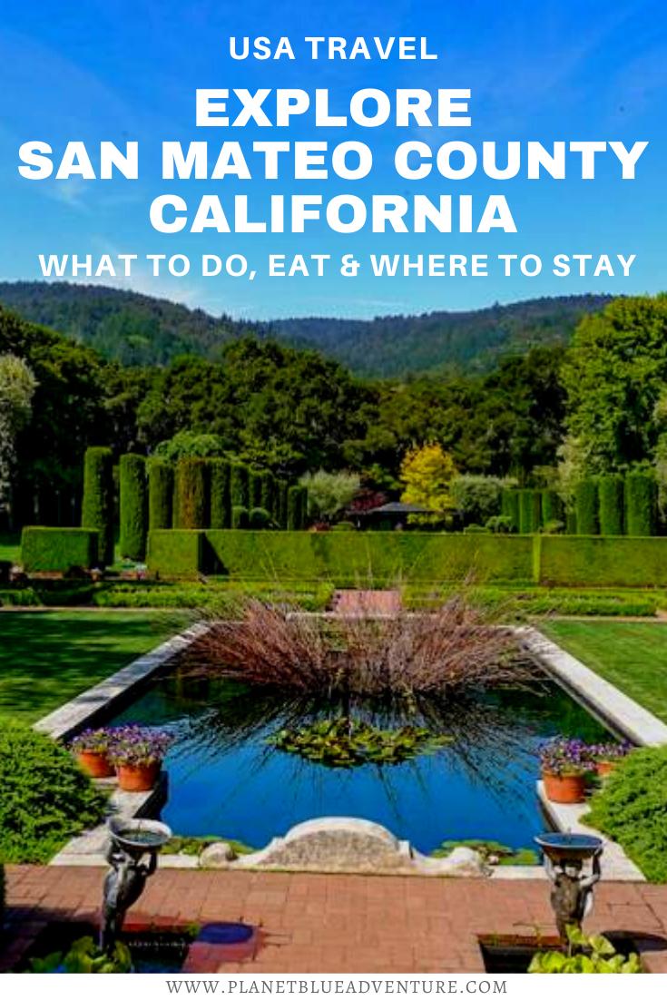 Explore San Mateo County Peninsula California Travel Travel Usa