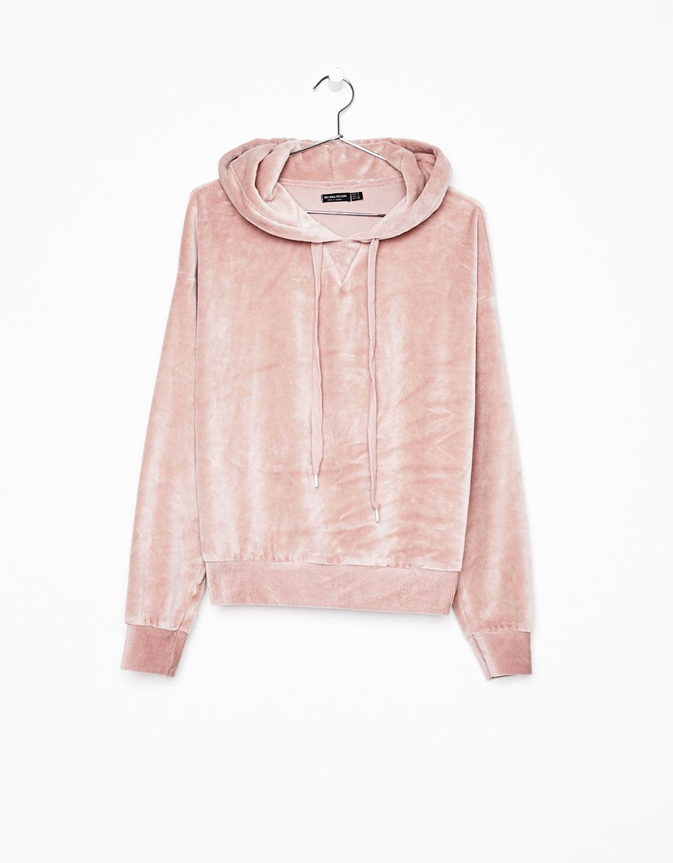 PUMA Girls Girls Mesh Zip Up Hoodie Hooded Sweatshirt