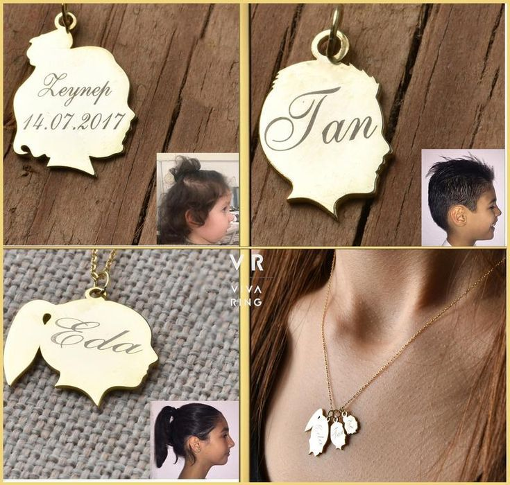 personalized pet photo necklace projection
