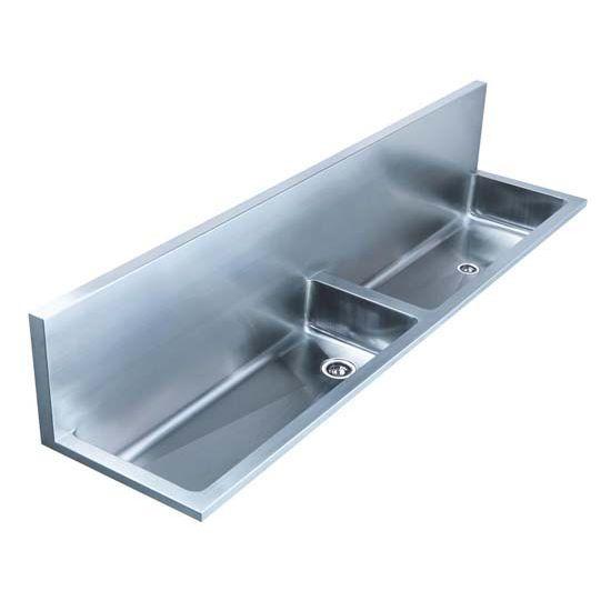 Double Bowl Sink Utility Sink Sink Metal Sink