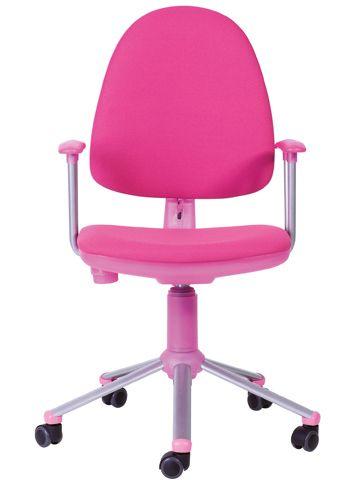 Sillas de escritorio color #rosa ¿renovamos la zona de estudio de ...
