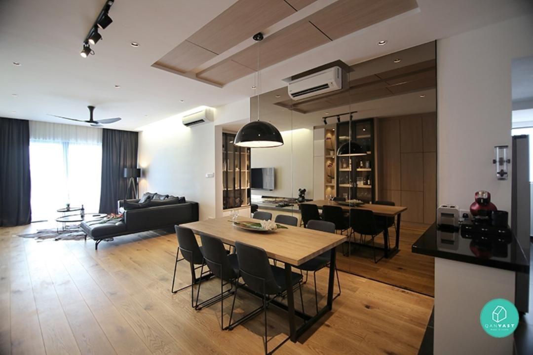 beautiful home interior designs in malaysia article qanvast design renovation remodelling  furnishing ideas also interiors rh pinterest