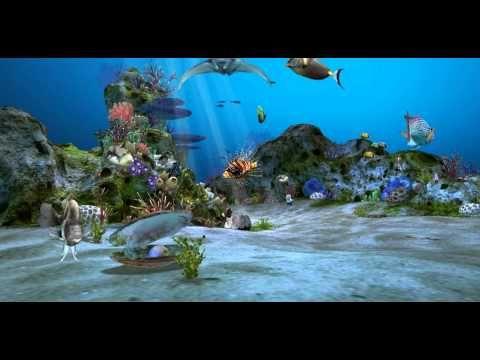 25 Live Wallpaper Anime 3d 3d Aquarium Live Wallpaper Hd