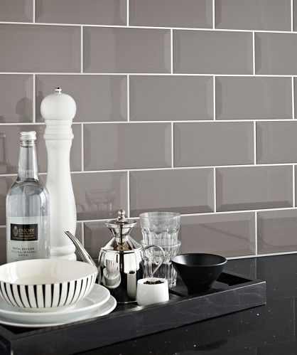 Kitchen Tiles Grey kitchen - yes! this is. metro grey for the backsplaah | dream home