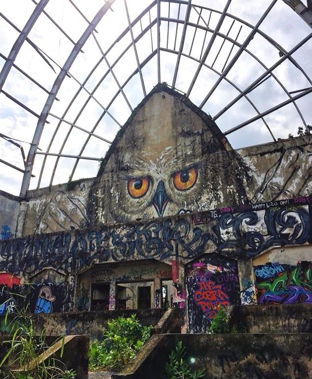 Taman Festival: The Abandoned Theme Park In Bali (met