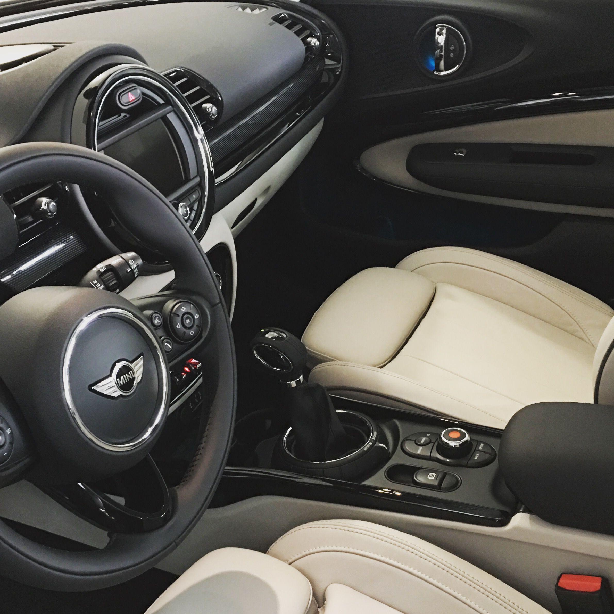 Mini Cooper Clubman 2016 Satellite Grey Interior Coopers