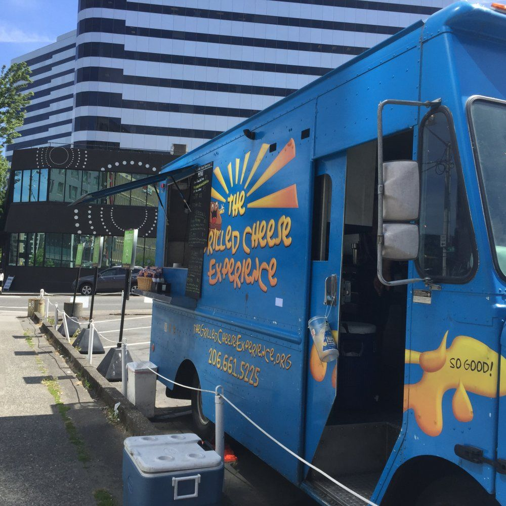 The Grilled Cheese Experience Seattle Food Trucks