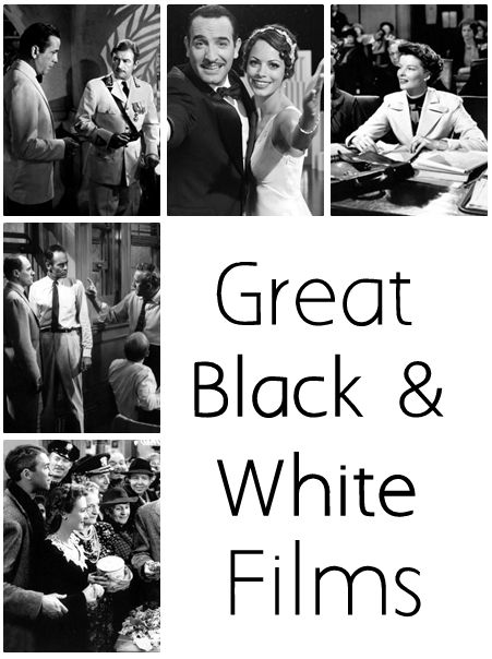 Ten Favorite Black & White Films | Centsational Style