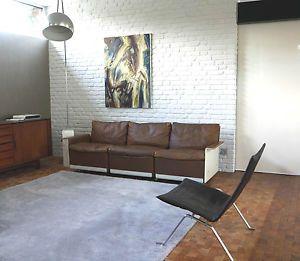 3er Dieter Rams Rz 62 Sofa Sessel Chair Vitsoe Lounge Design Leder Lounge Design Chair Design Design