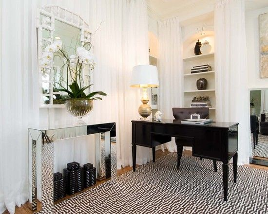 Work Office Decorating Ideas Design, Pictures, Remodel, Decor and
