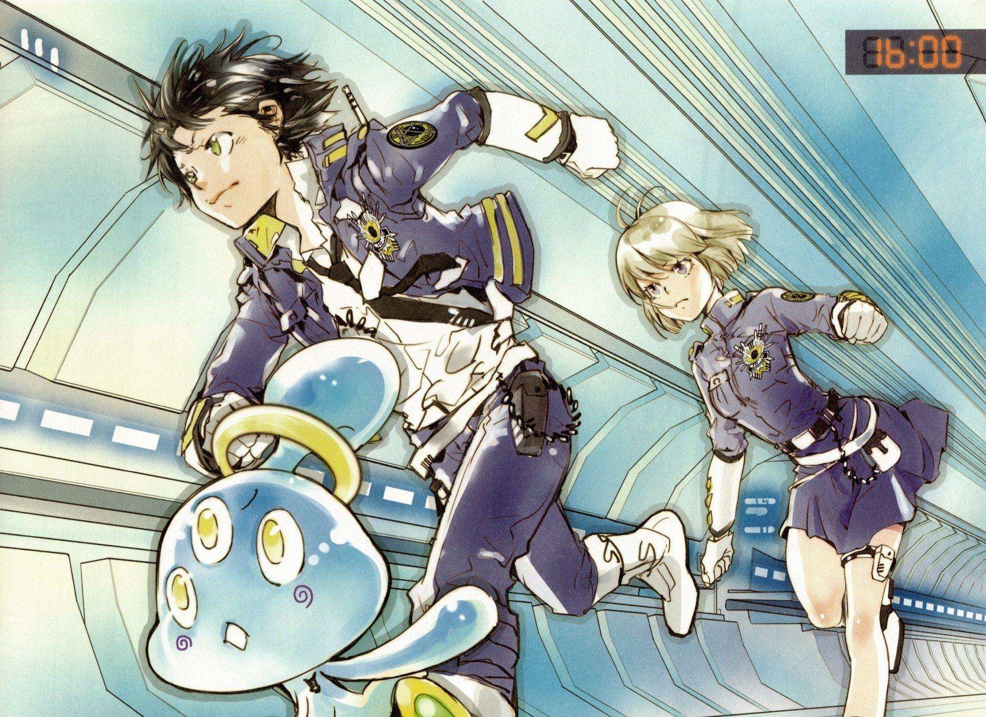 Anime Eldlive Chips Eldlive Misuzu Sonokata Chuta Kokonose