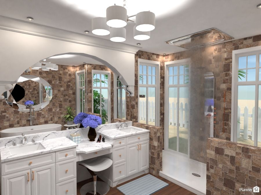 Bathroom Interior Planner 5d Interior Design Tools Home Design