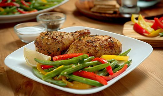 Herb Roasted Florida Chicken / Entrees / Recipes / Home - Florida Department of Agriculture & Consumer Services