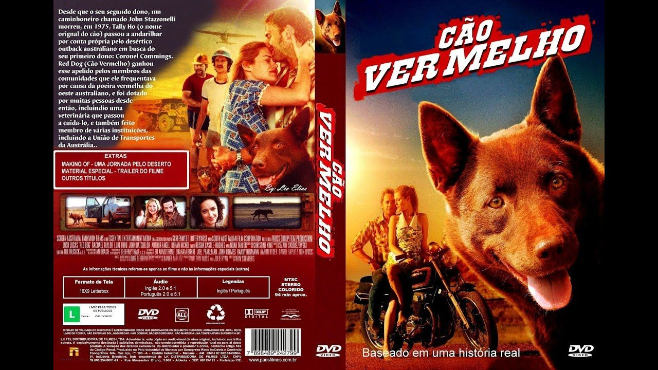 Filme Completo Cao Vermelho Dublado Com Imagens Cao
