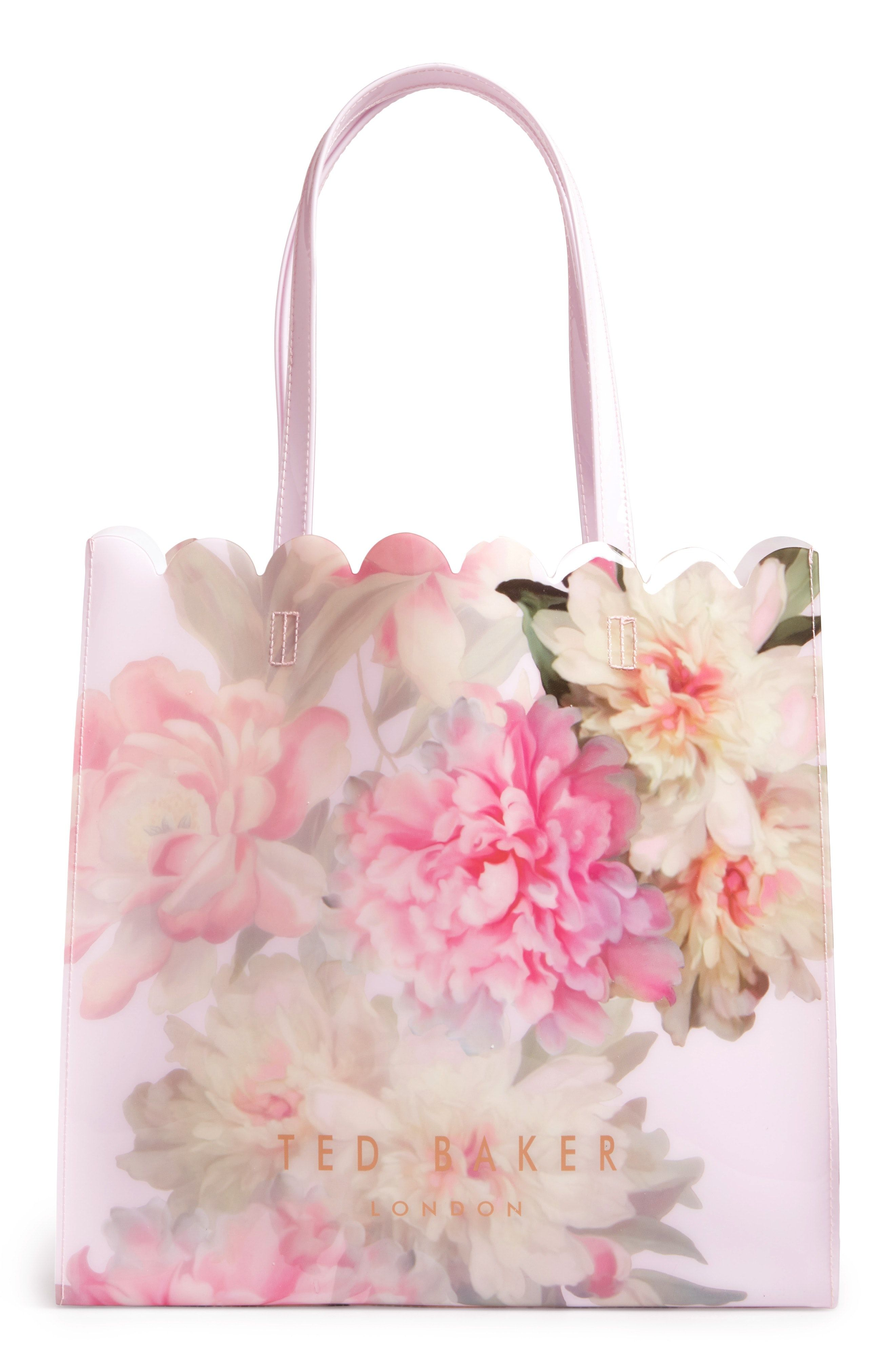 5080af235b7c New Ted Baker London Painted Posie Large Icon Bag fashion online.    59   shop.seehandbags