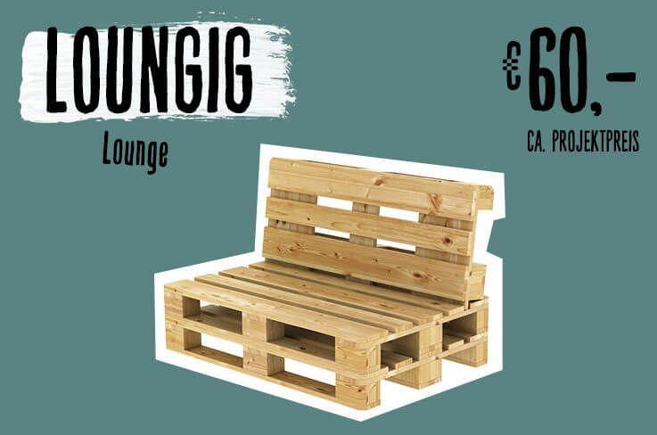 Lounge Loungig Aus Paletten Paletten Lounge Europaletten Lounge Bank Aus Paletten
