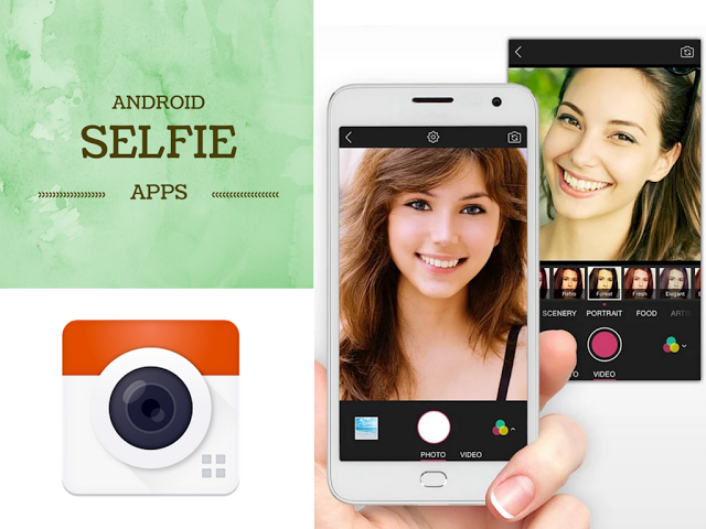 10 Best Android Selfie Apps | Photography <3 | Camera apps