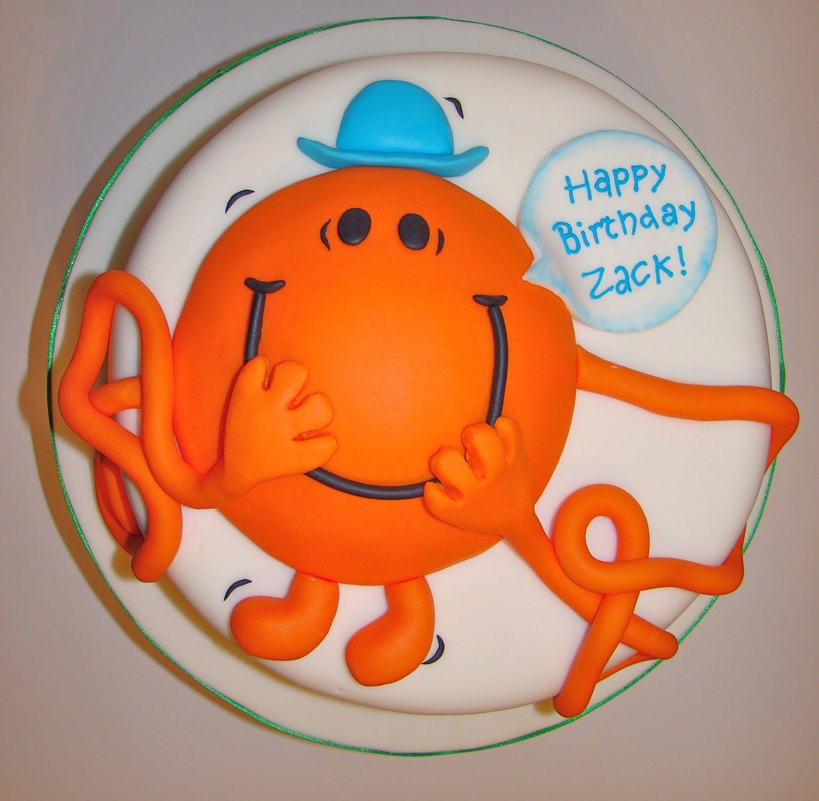 Mr Tickle Birthday Cake Foodies Pinterest Birthday Cakes - Mr tickle birthday cake