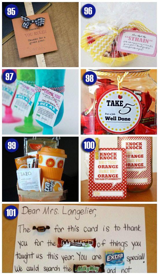 The dating divas teacher gift ideas