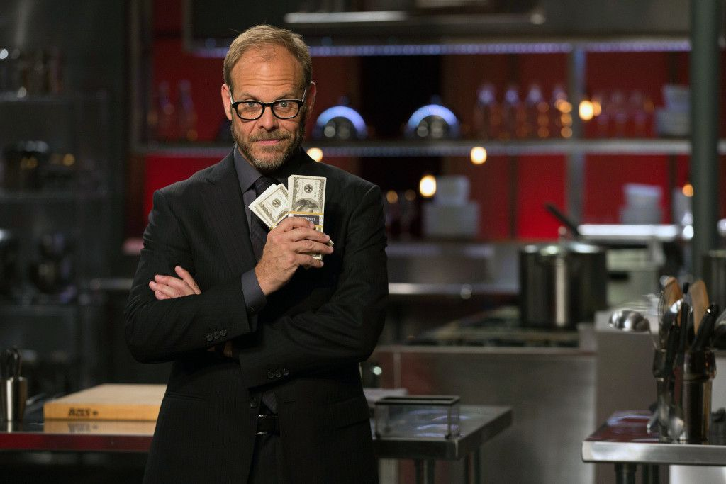 A Cutthroat Kitchen Drinking Game Alton Brown Would Approve Of