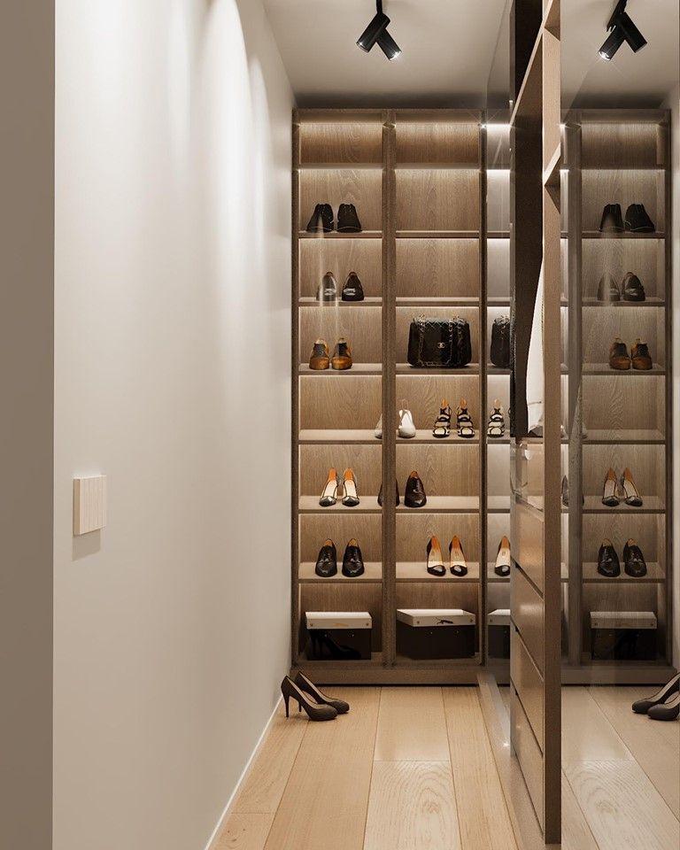 Più di 100 idee per realizzare una cabina armadio a casa tua