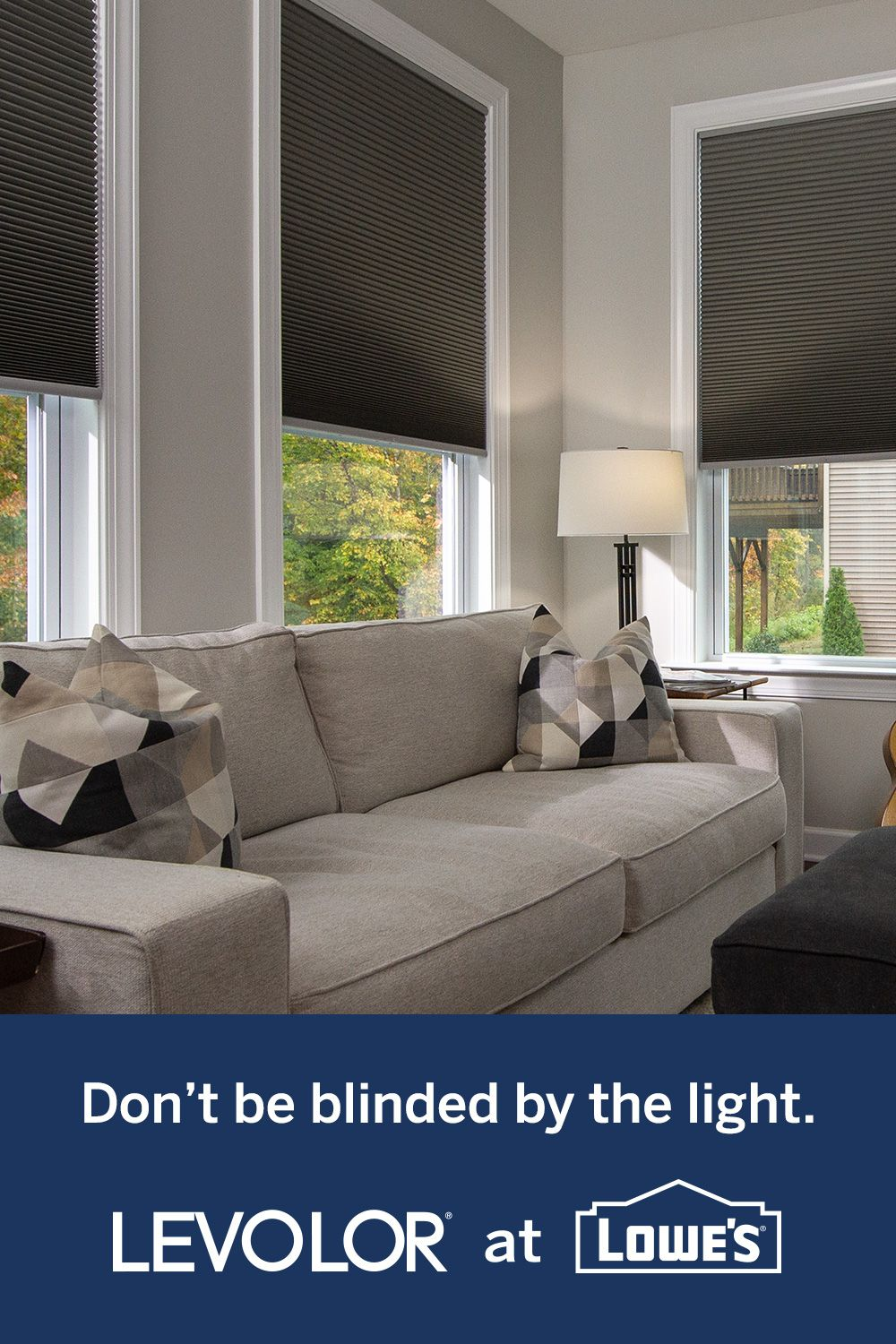 Measure Shop And Install New Shades Today With Levolor At Lowe S Home Luxury Rooms Home Decor