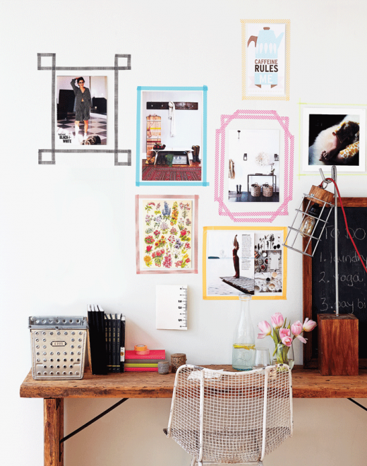 10 ways to display artwork without framing is part of Diy gallery wall - 10 Ways to Display Artwork Without Framing Wallart Frames