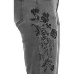 Photo of Aristocats Flowers Jeans