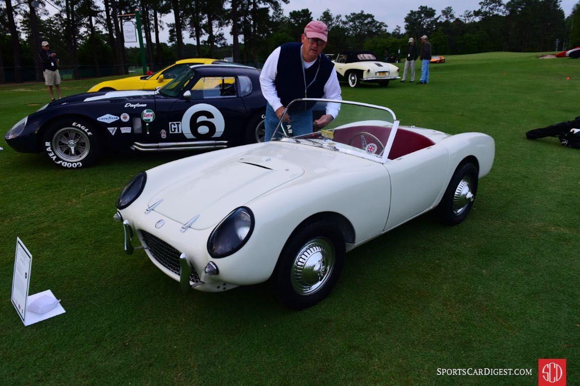 1959 Berkeley Se 492 Car British Clic Sports Cars